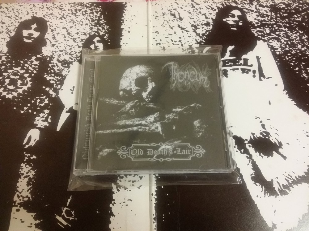 Throneum - Old Death's Lair CD Photo
