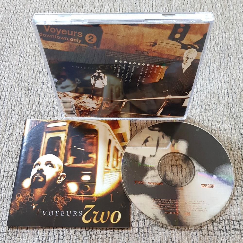 Two - Voyeurs CD Photo   Metal Kingdom