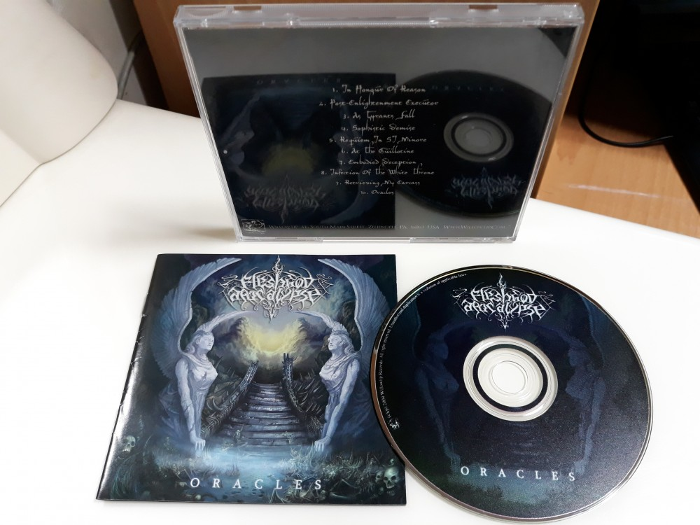 Fleshgod Apocalypse - Oracles CD Photo