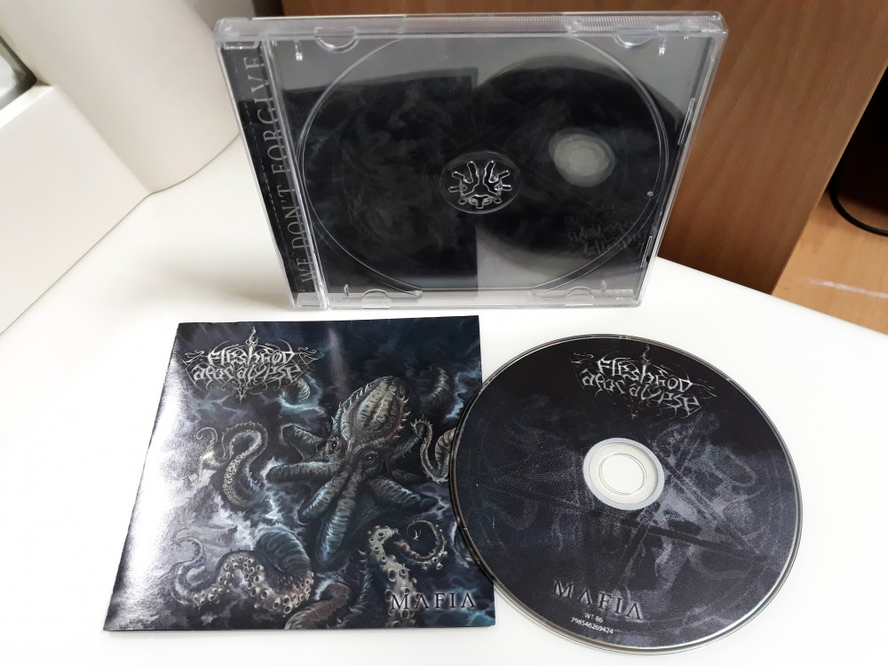 Fleshgod Apocalypse - Mafia CD Photo
