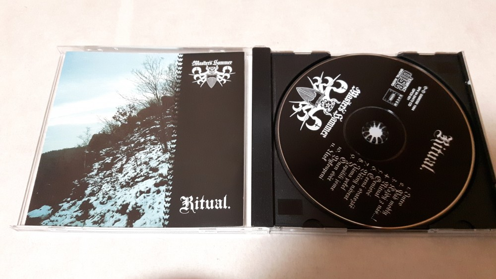 Master's Hammer - Ritual CD Photo