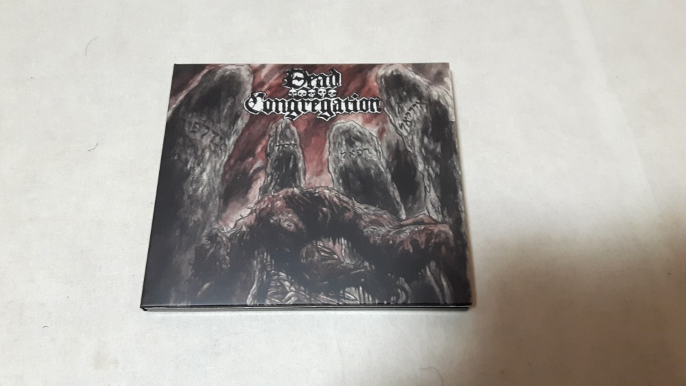 Dead Congregation - Graves of the Archangels CD Photo