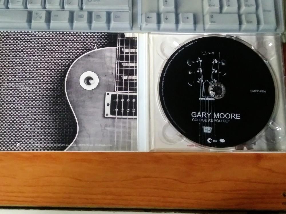 Gary Moore - Close As You Get Review • metal.de