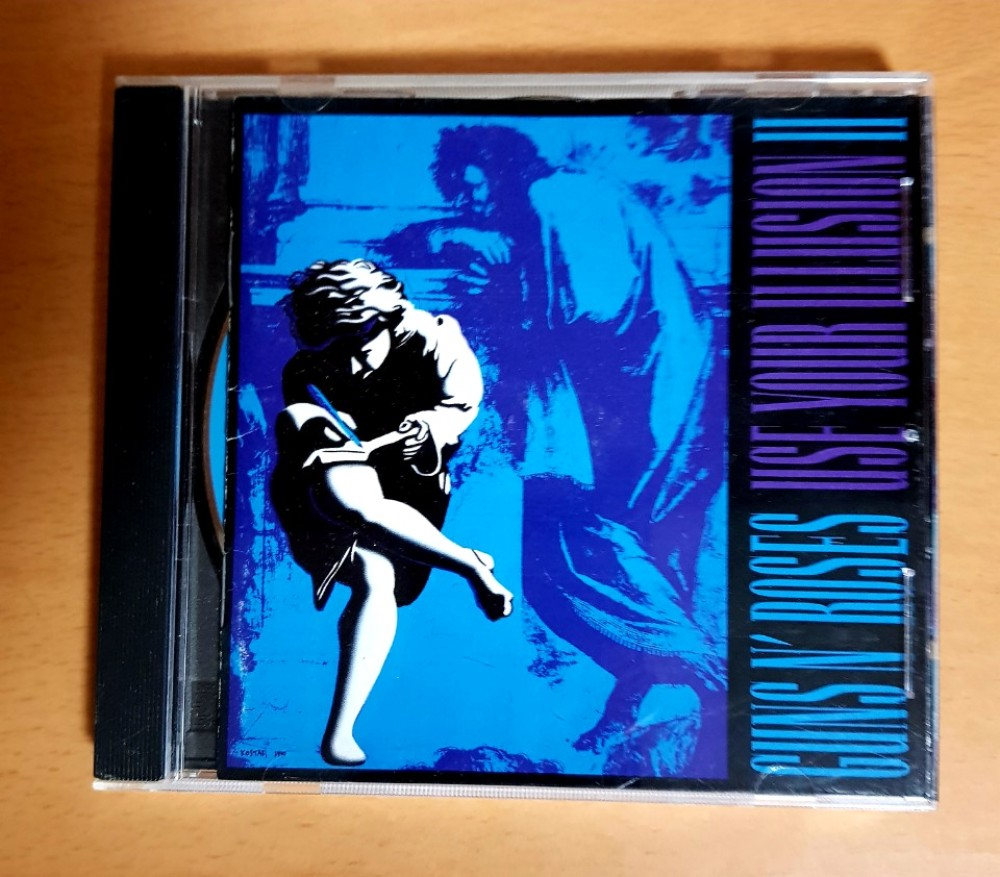 Guns N' Roses - Use Your Illusion II CD Photo