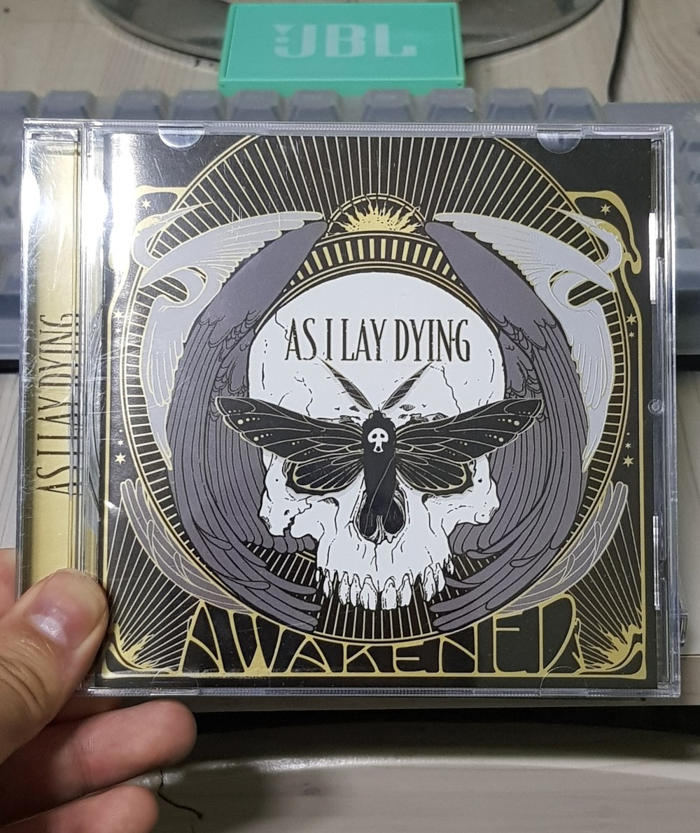 As I Lay Dying - Awakened CD Photo