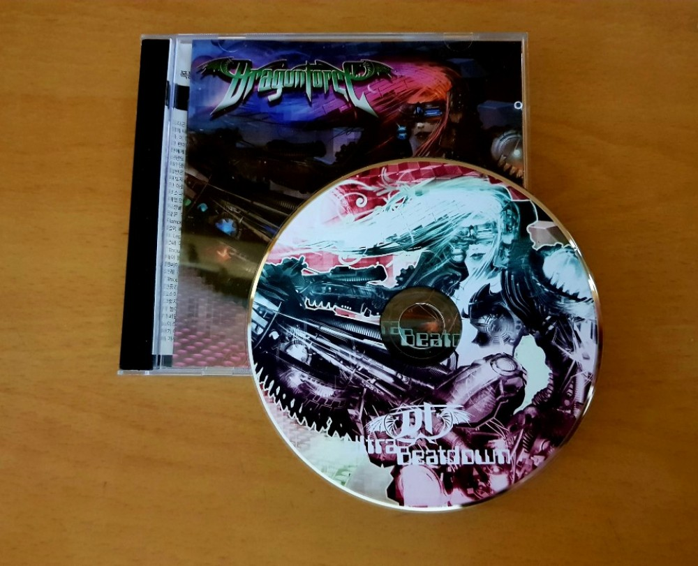 cd do dragonforce ultra beatdown