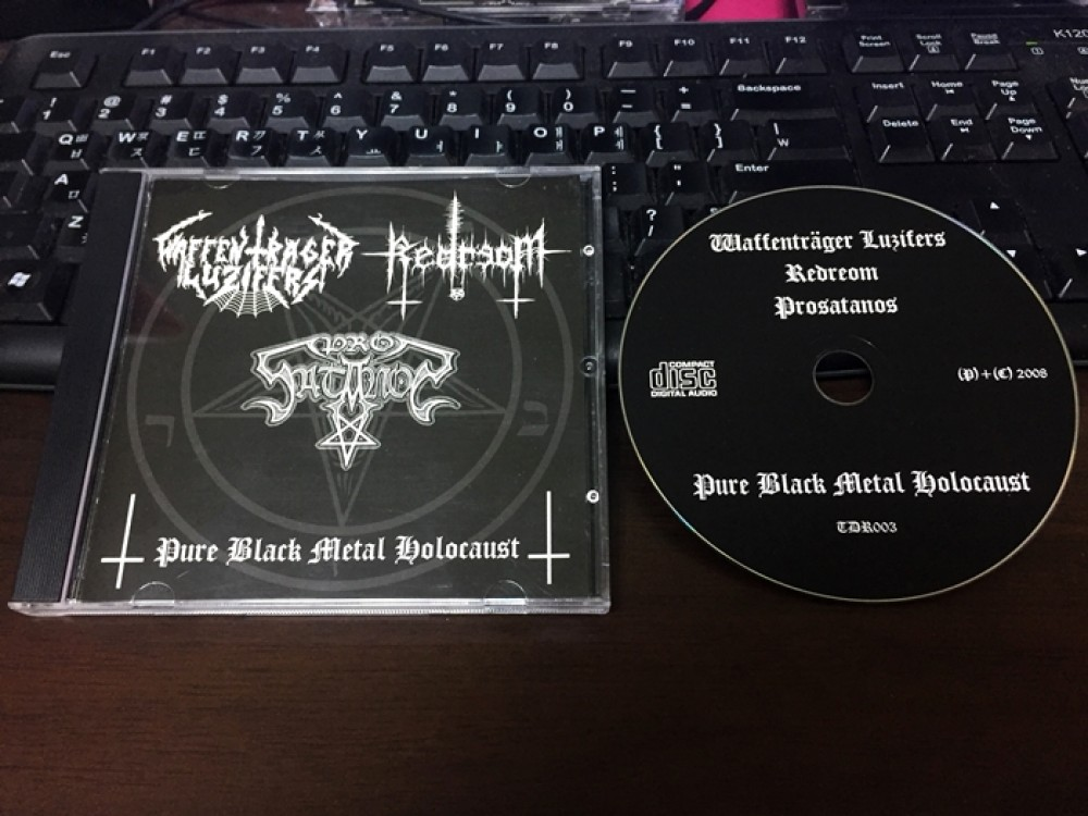 Waffenträger Luzifers - Pure Black Metal Holocaust photo by 똘복이