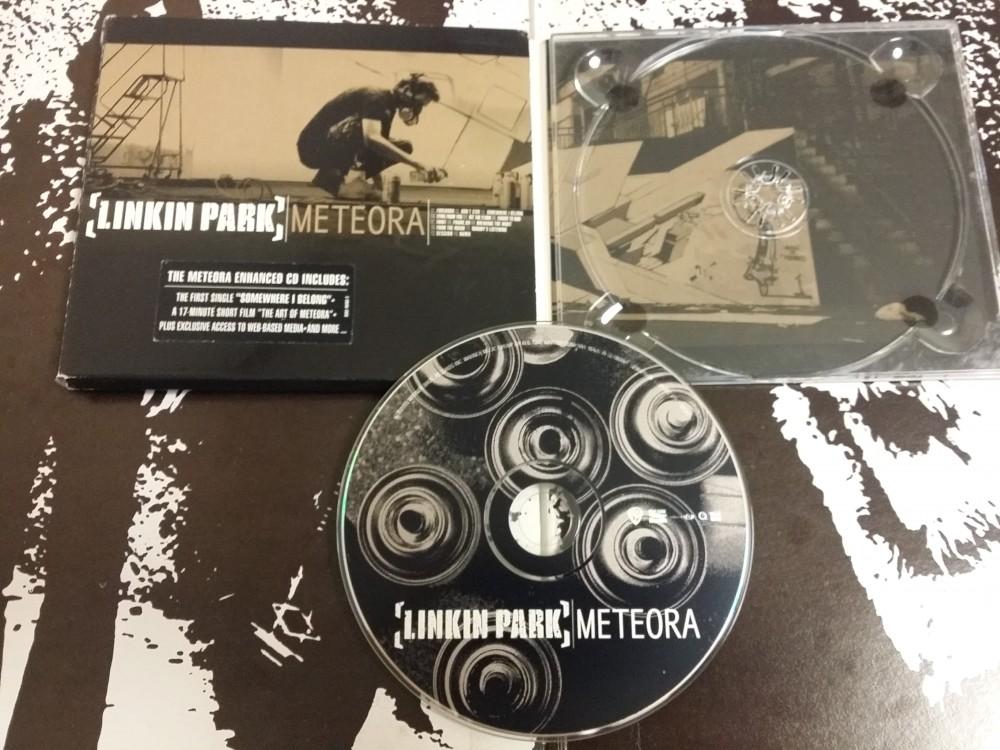 Linkin Park Meteora Cd Photo Metal Kingdom