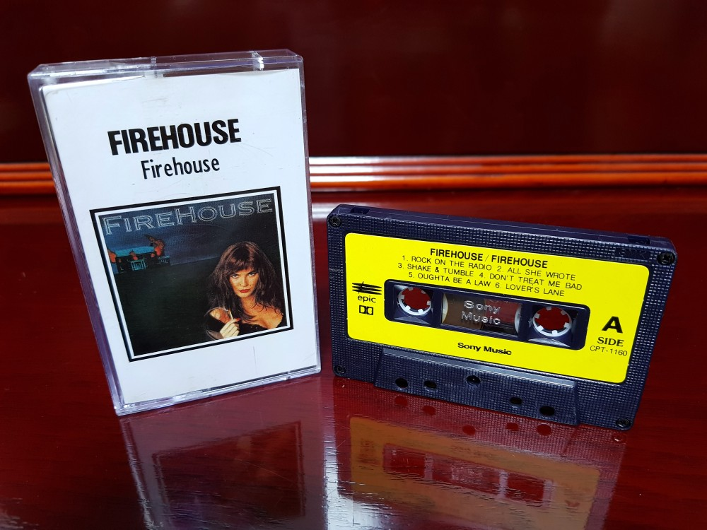 Firehouse - Firehouse Cassette Photo