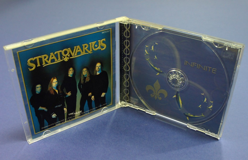 Stratovarius - Infinite CD Photo