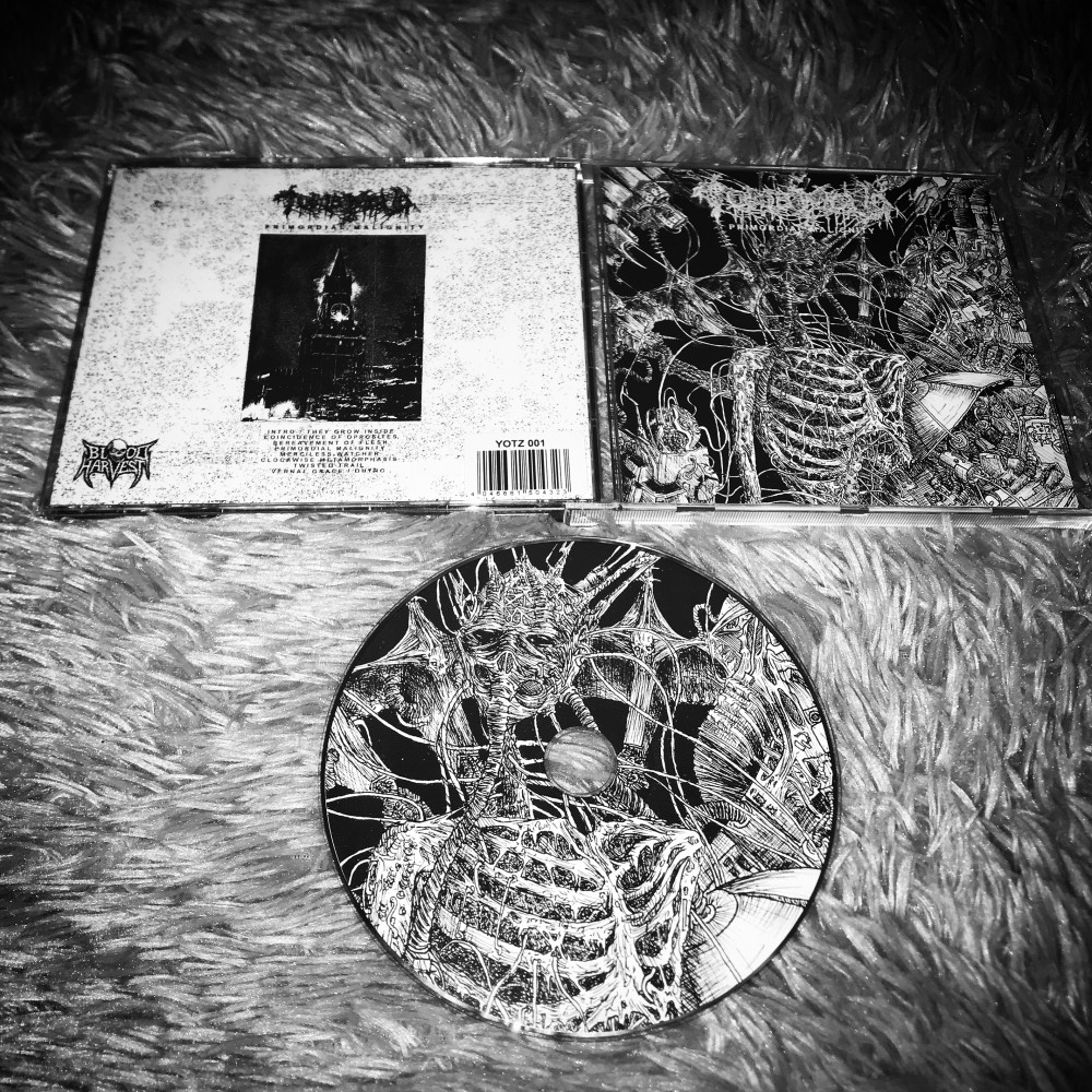 Tomb Mold - Primordial Malignity CD Photo