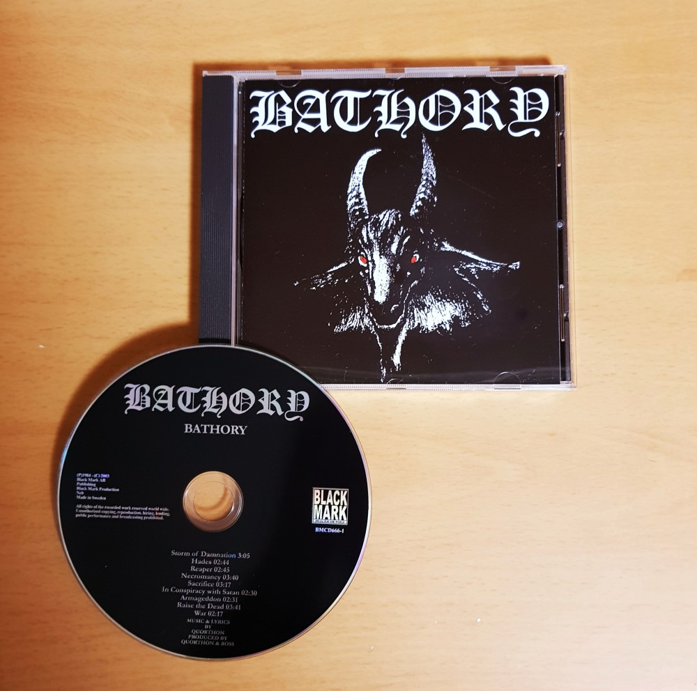 Bathory - Bathory Photo