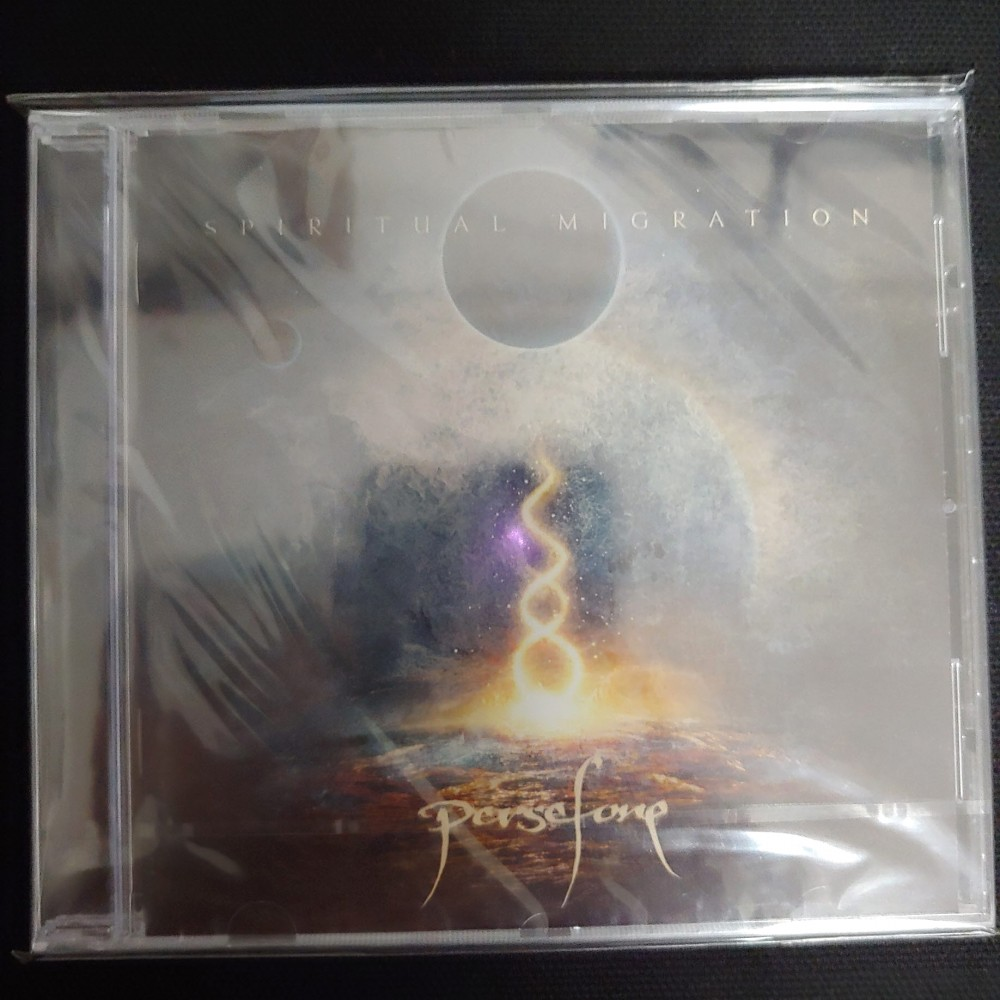 Persefone - Spiritual Migration CD Photo