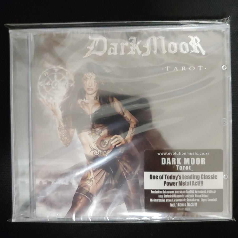 Dark Moor - Tarot CD Photo