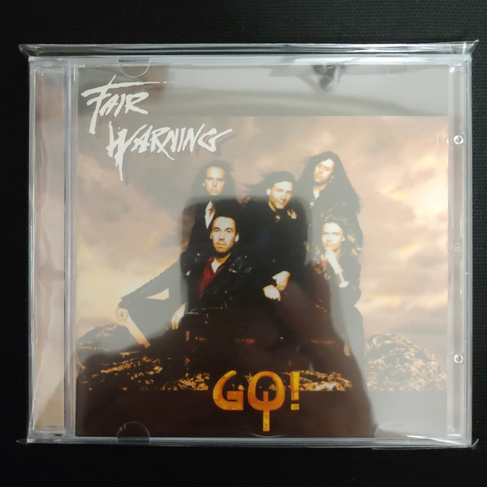 Fair Warning - Go! CD Photo