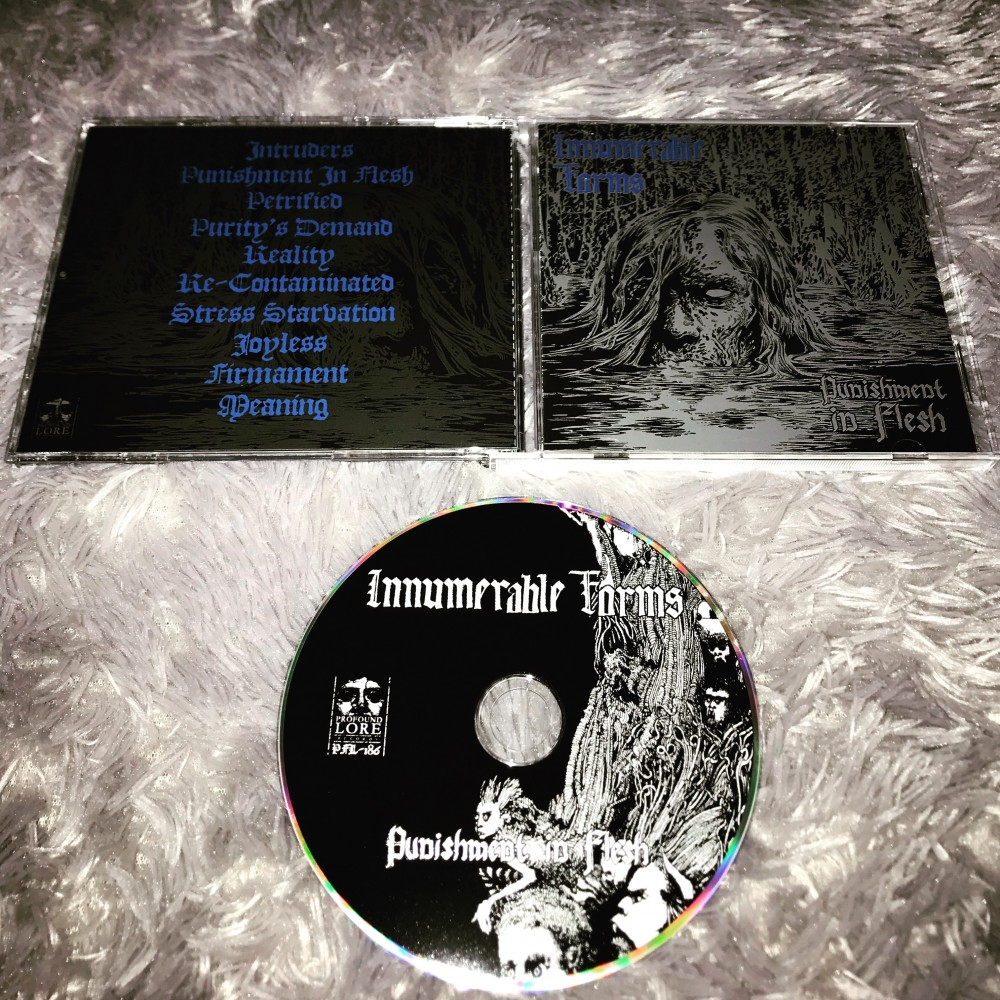Innumerable Forms - Punishment in Flesh CD Photo