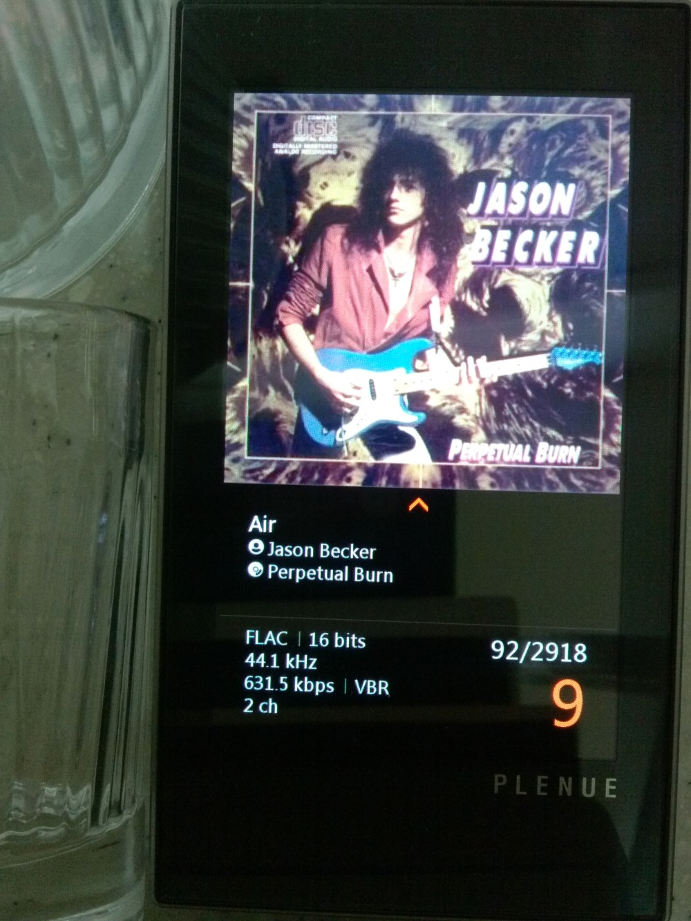Jason Becker - Perpetual Burn Photo