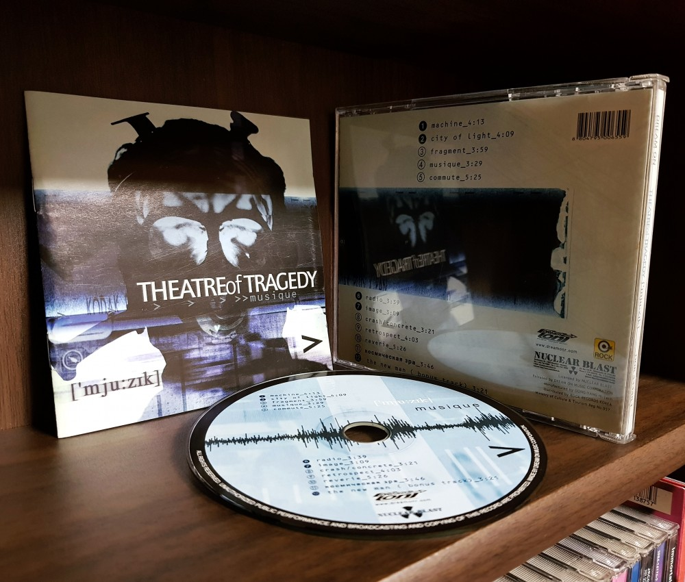 Theatre Of Tragedy - Musique CD Photo