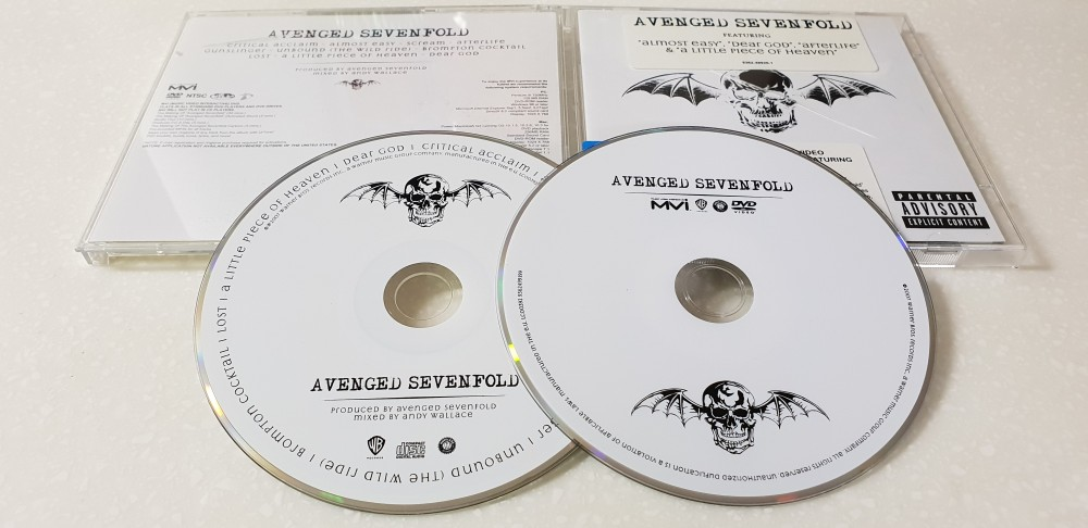Avenged Sevenfold - Avenged Sevenfold CD Photo