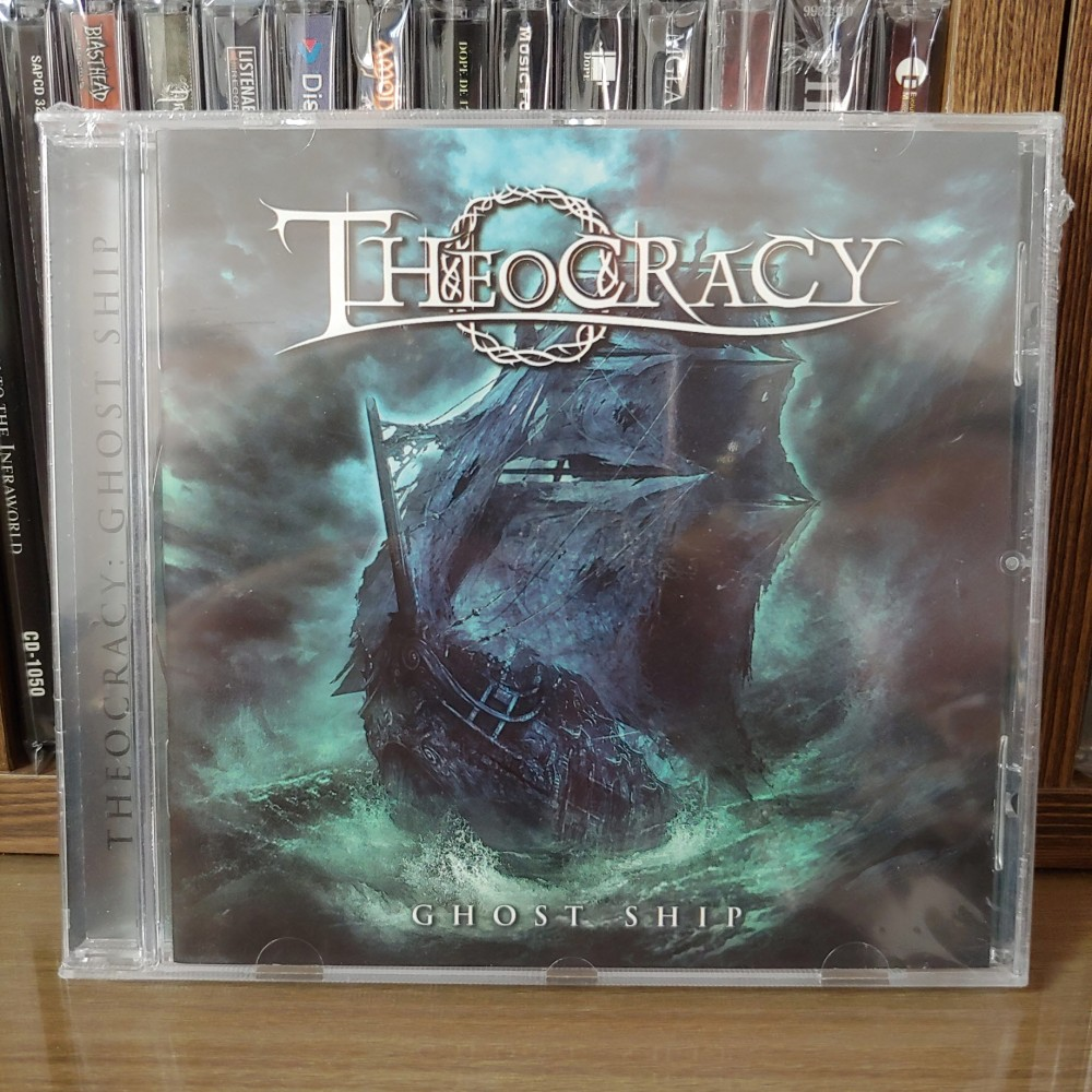 Theocracy - Ghost Ship CD Photo