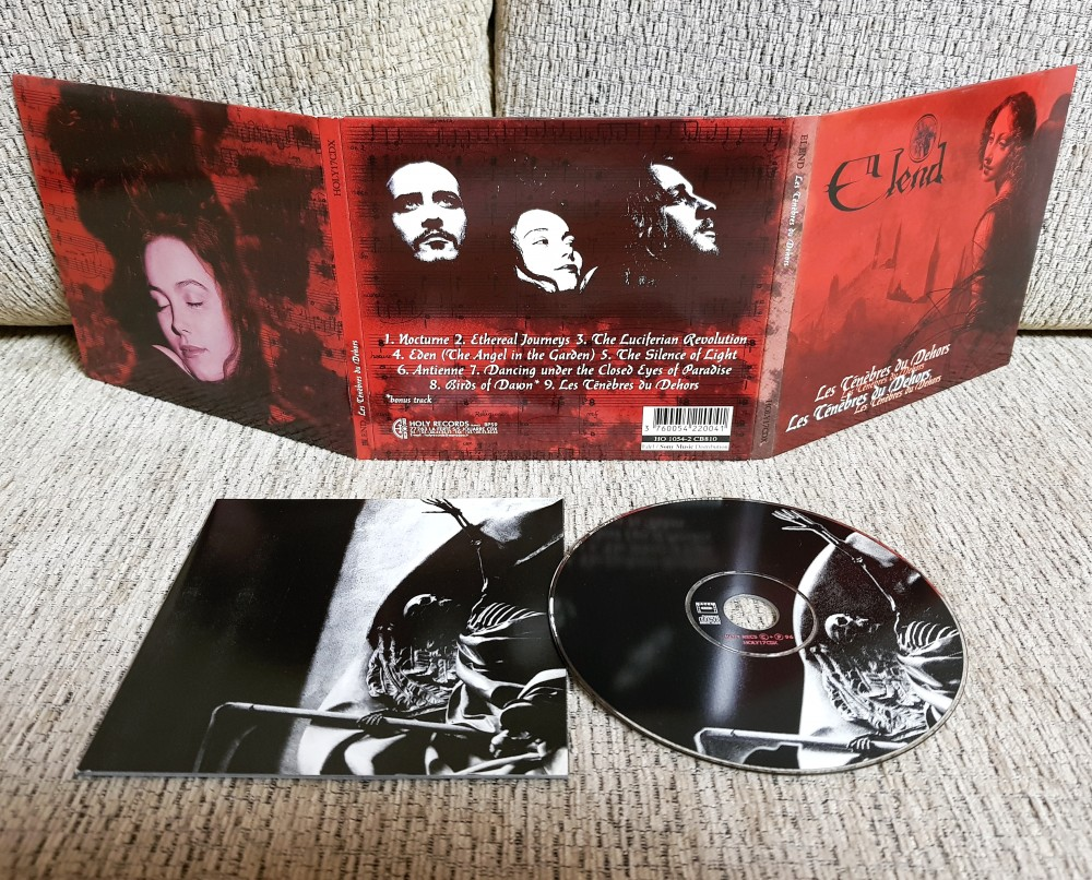 Elend - Les Tenebres Du Dehors CD Photo