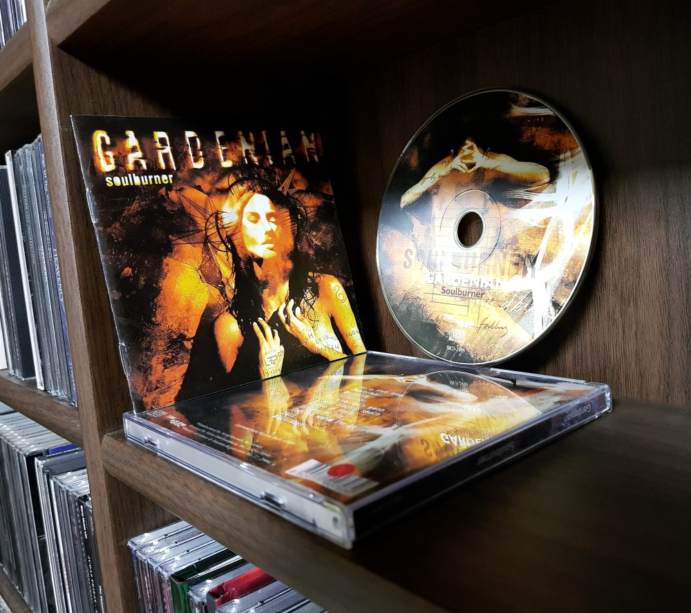 Gardenian - Soulburner CD Photo