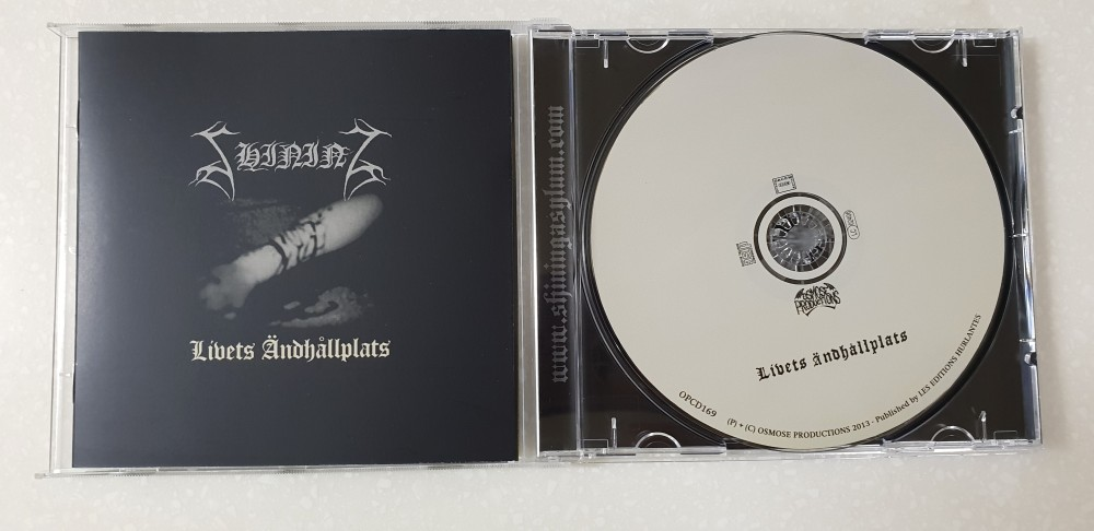 Shining - Livets ändhållplats CD Photo