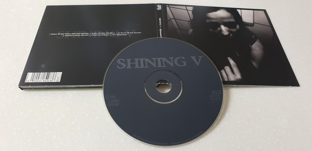 Shining - V - Halmstad CD Photo
