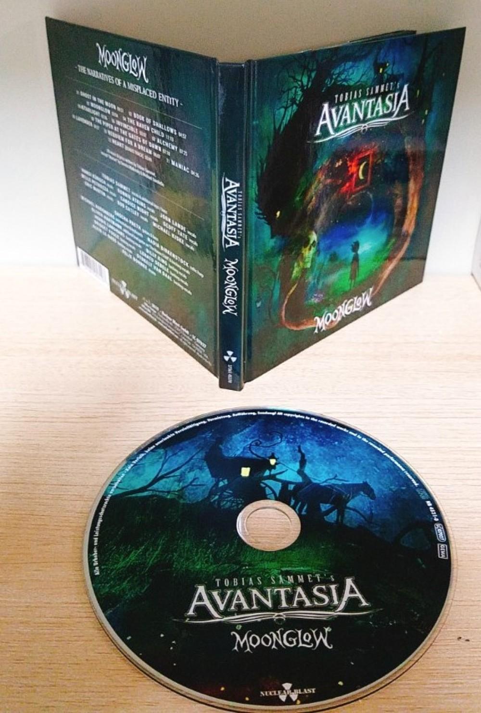 bf352fb16 Avantasia - Moonglow CD Photo   Metal Kingdom