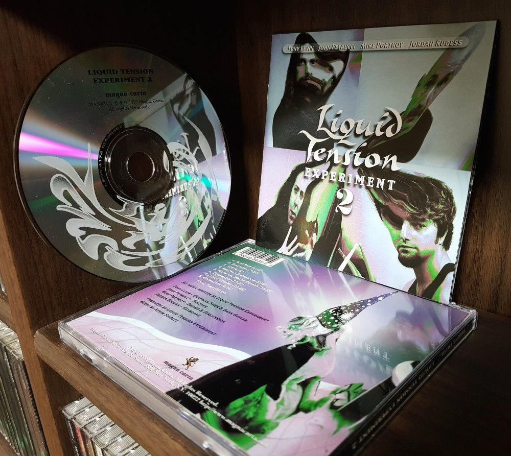 Liquid Tension Experiment - Liquid Tension Experiment 2 CD Photo