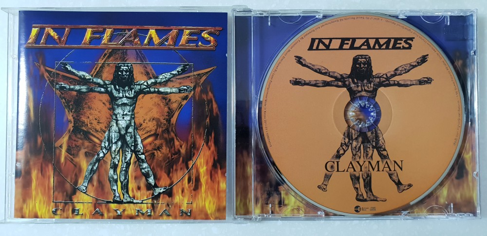 In Flames - Clayman CD Photo