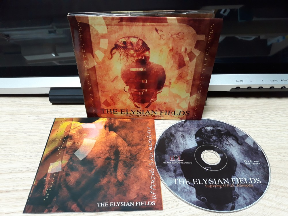 The Elysian Fields - Suffering G.O.D. Almighty CD Photo