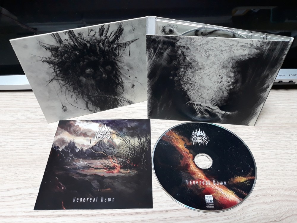 Dark Fortress - Venereal Dawn CD Photo