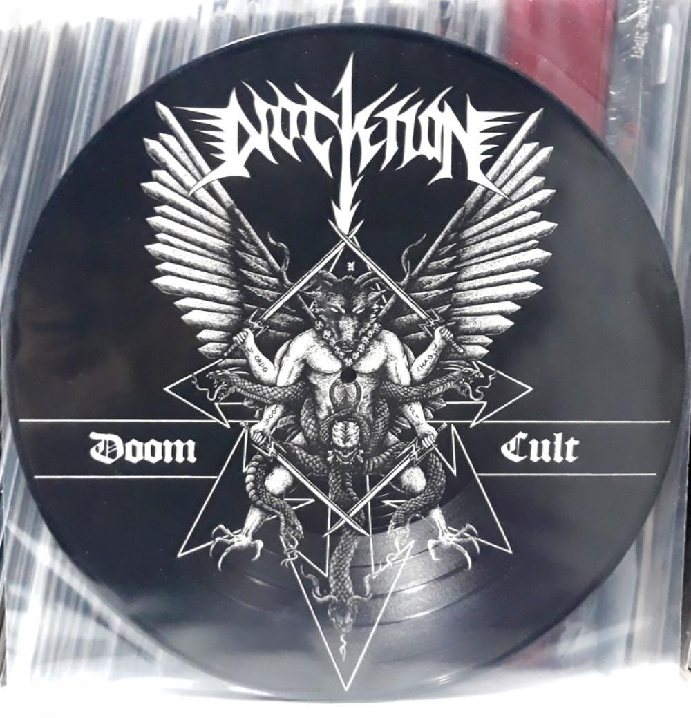 Diocletian Doom Cult Vinyl Photo Metal Kingdom