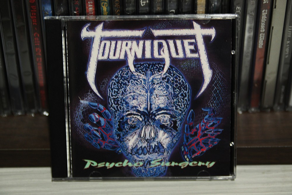 Tourniquet - Psycho Surgery CD Photo