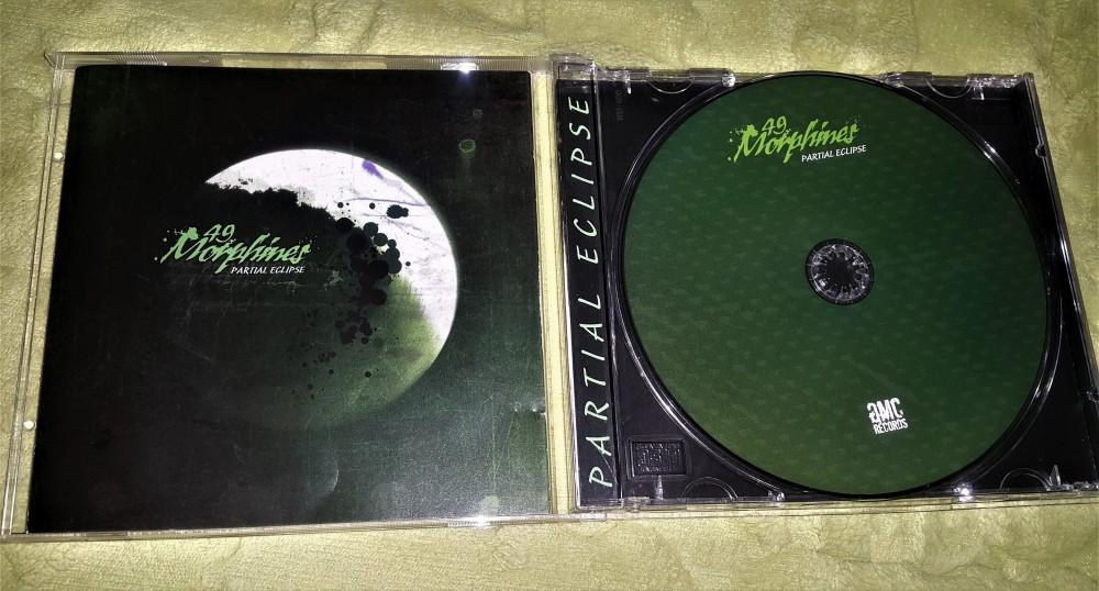 49 Morphines - Partial Eclipse CD Photo