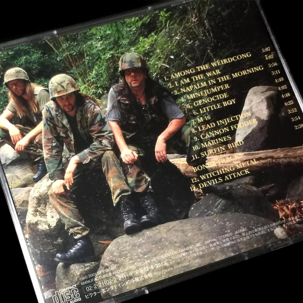 Sodom - M-16 CD Photo | Metal Kingdom