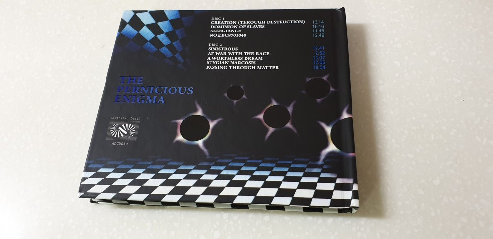 Esoteric - The Pernicious Enigma CD Photo