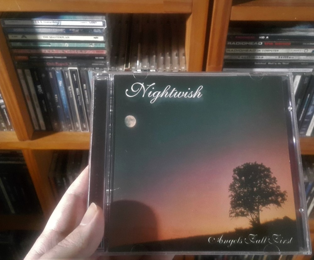 Nightwish - Angels Fall First CD Photo