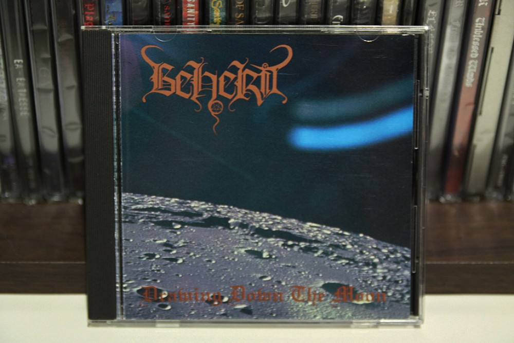 Beherit - Drawing Down the Moon CD Photo