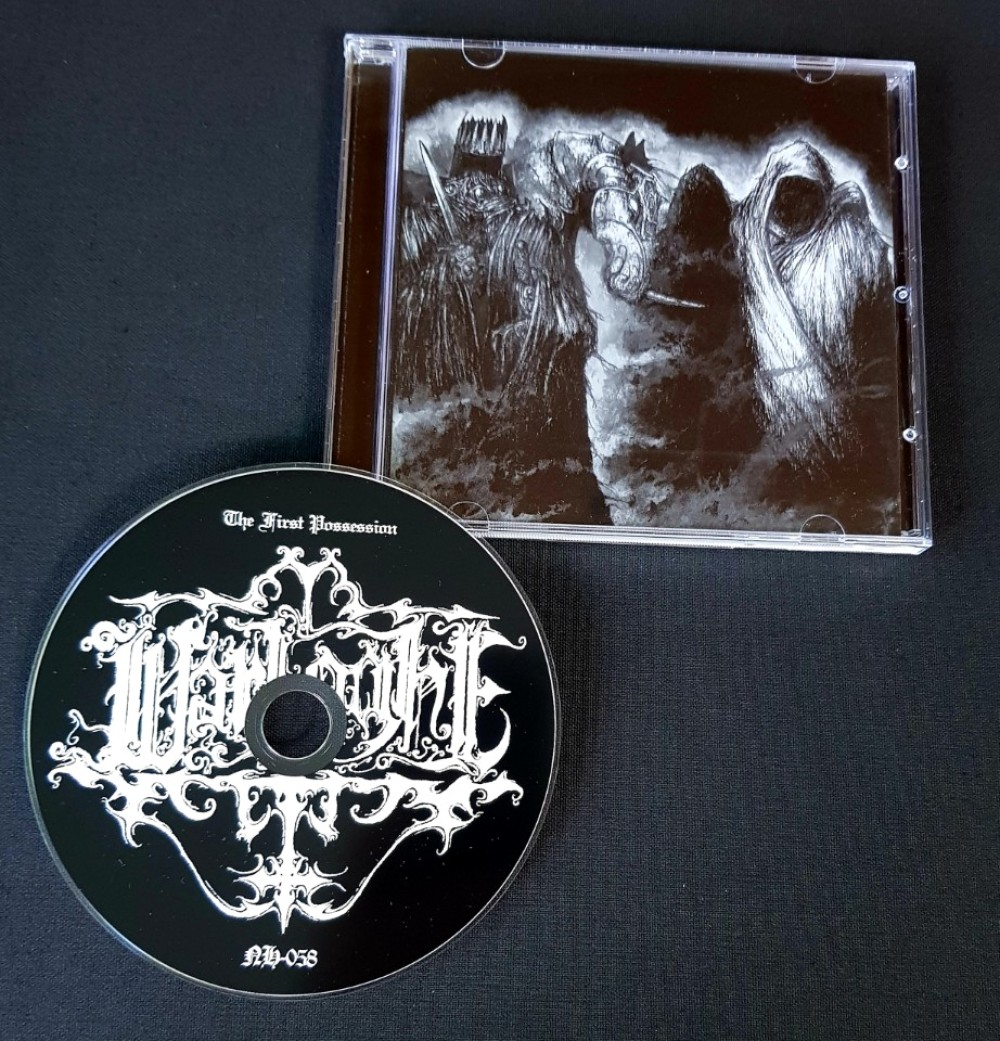 Warloghe - The First Possession CD Photo