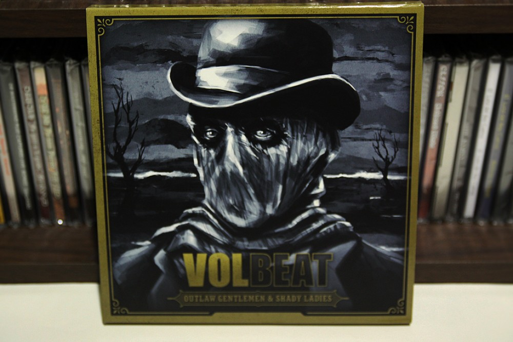 Volbeat - Outlaw Gentlemen & Shady Ladies Vinyl, CD Photo