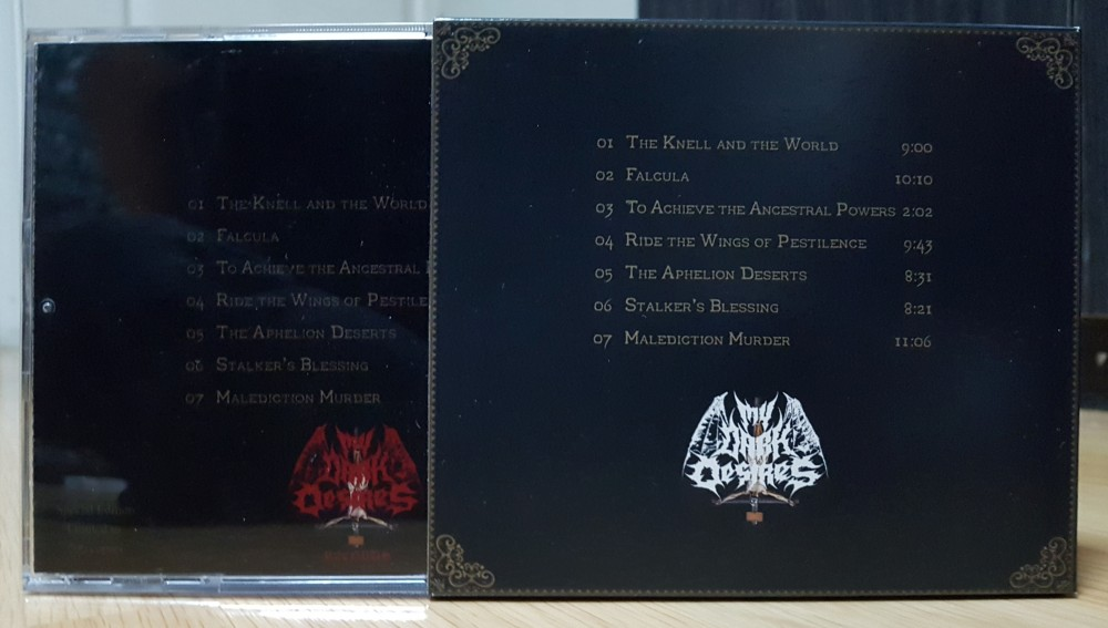 Dawn - Slaughtersun (Crown of the Triarchy) CD Photo