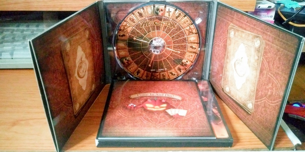 Helloween - Gambling With the Devil CD Photo