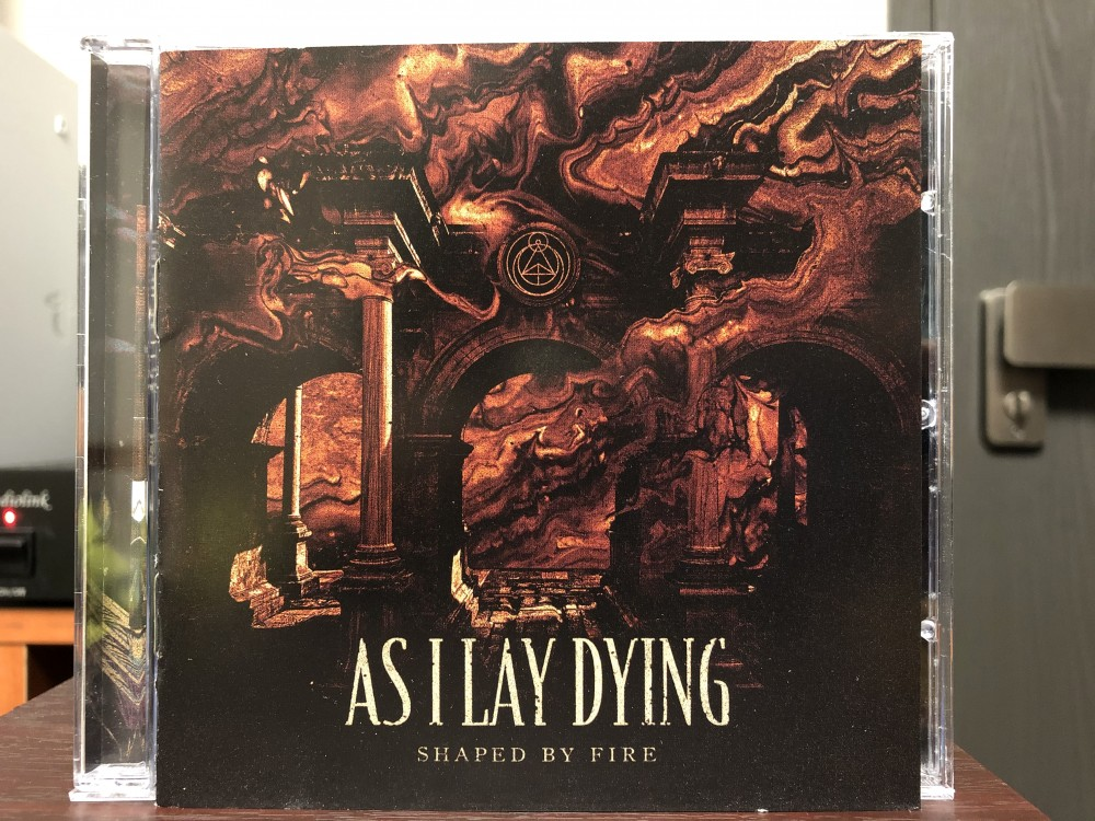 As I Lay Dying - Shaped by Fire Photo