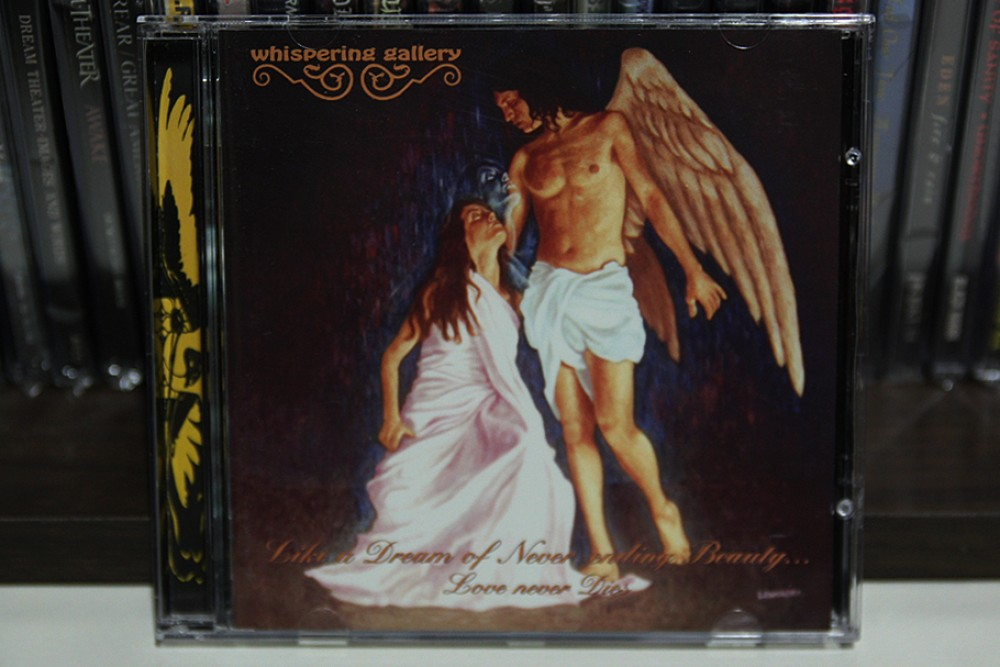 Whispering Gallery - Like a Dream of Never-Ending Beauty… Love Never Dies CD Photo