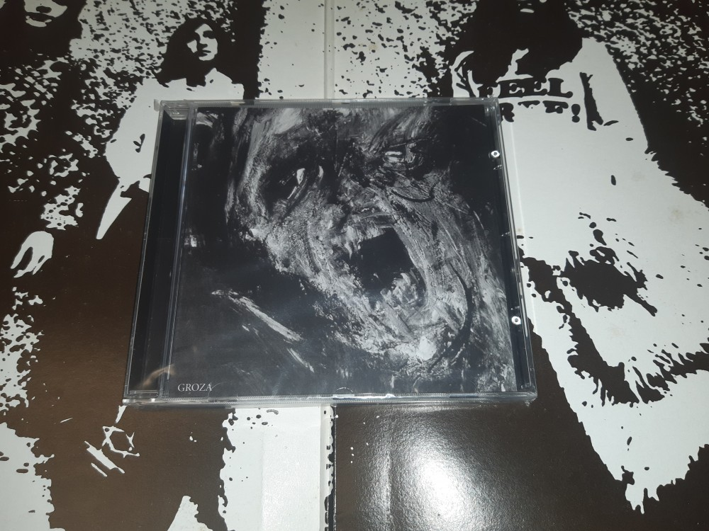 Mgła - Groza CD Photo