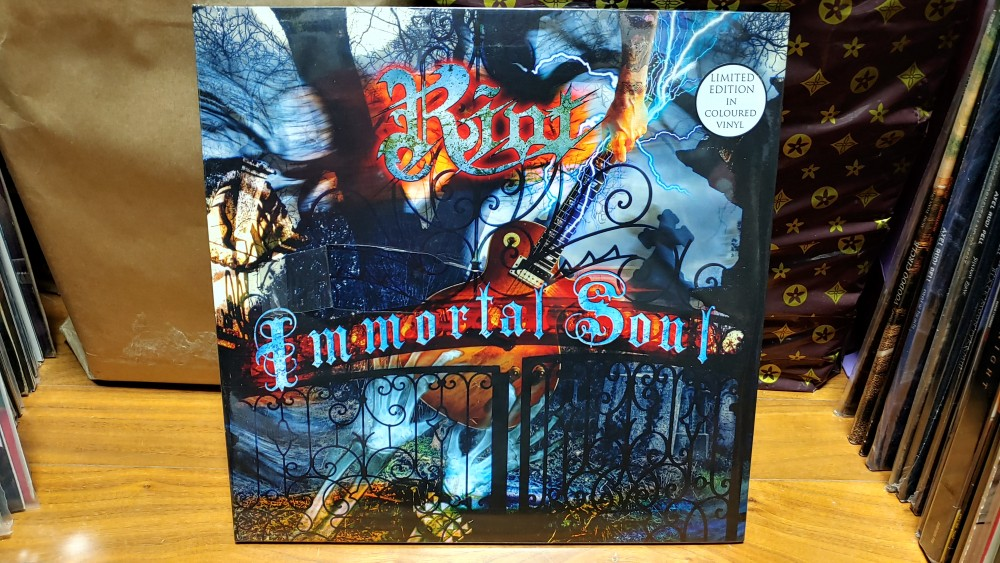 Riot - Immortal Soul Vinyl Photo