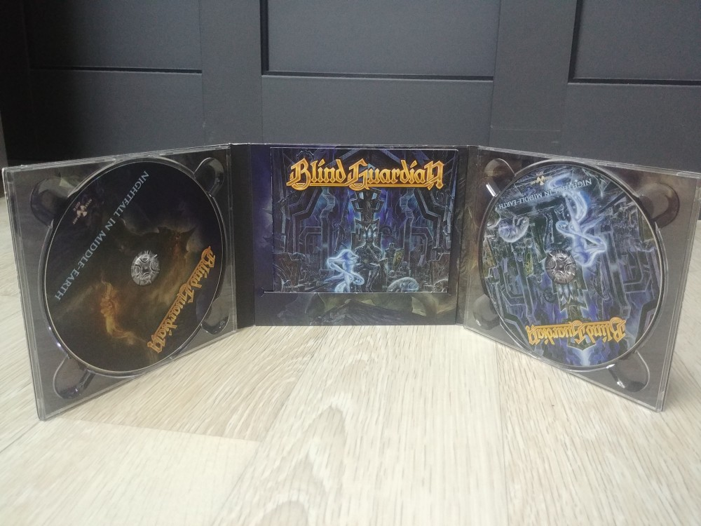 Blind Guardian - Nightfall in Middle-Earth CD Photo