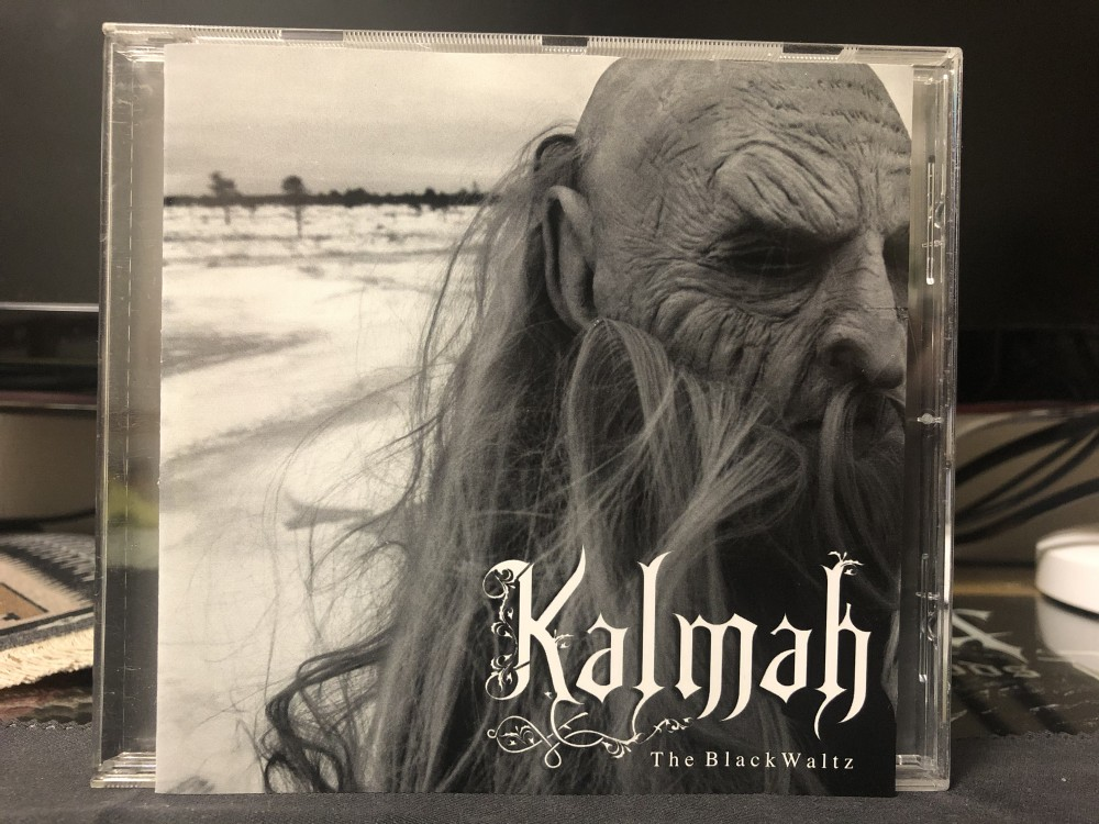Kalmah - The Black Waltz CD Photo